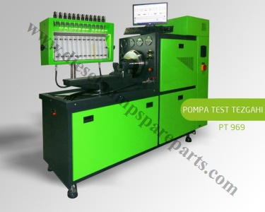 PT 969 Pump testing machine